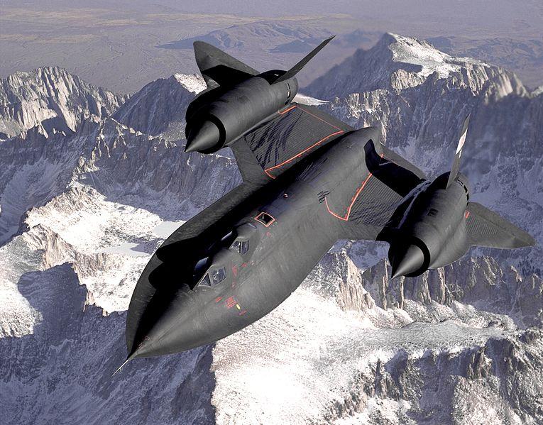 Lockheed SR-71 o Blackbird