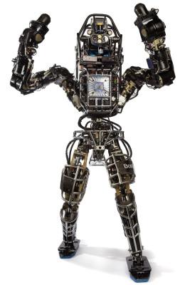Robot  Atlas - Boston Dynamics