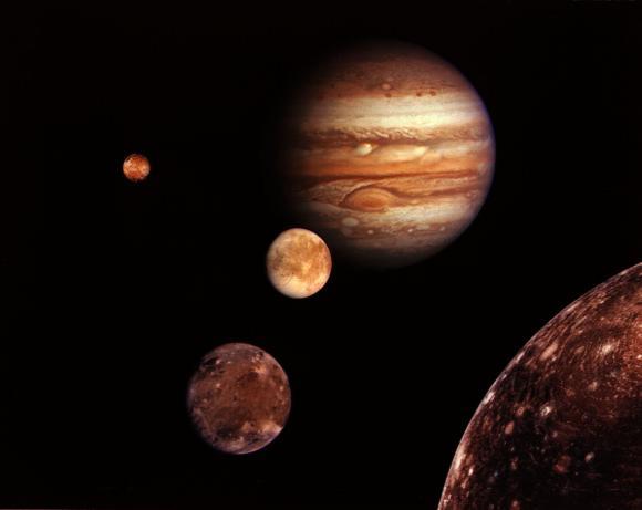 'Europa', luna de Júpiter, el mejor lugar para encontrar vida extraterrestre