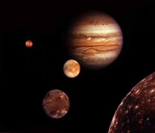 """""""Europa"""", luna de Júpiter, el mejor lugar para encontrar vida extraterrestre"""