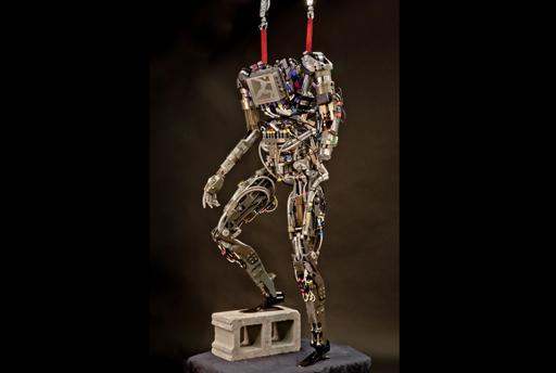 Robot Petman - Boston Dynamics
