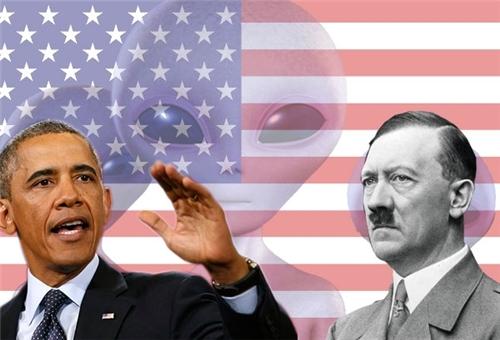 Régimen secreto extraterrestre estaría en el poder en EE.UU.