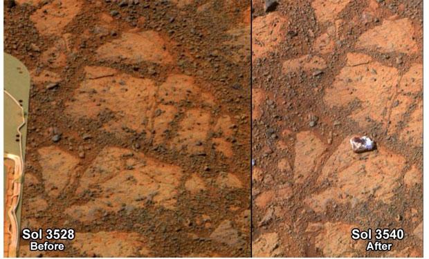 Demandan a la Nasa por no investigar posible vida inteligente en Marte