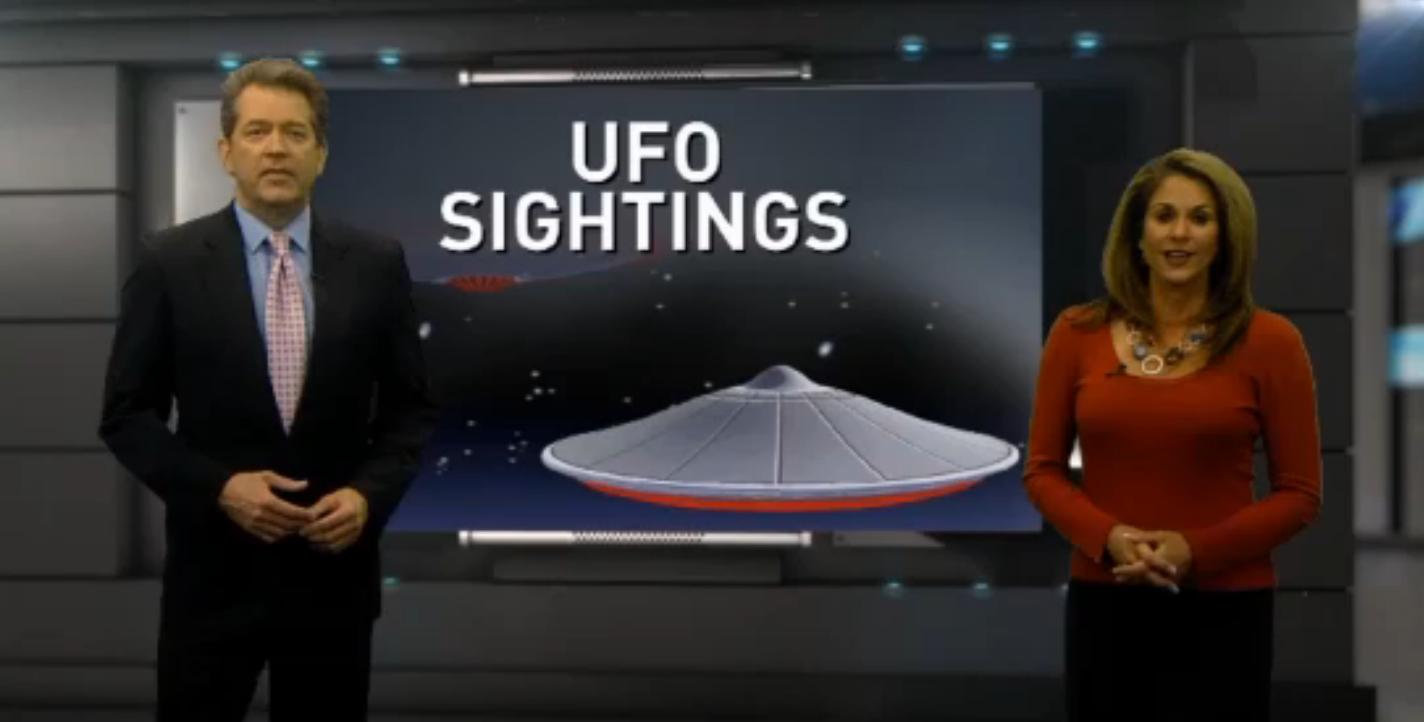 Continúan reportándose diversos avistamientos OVNI en California