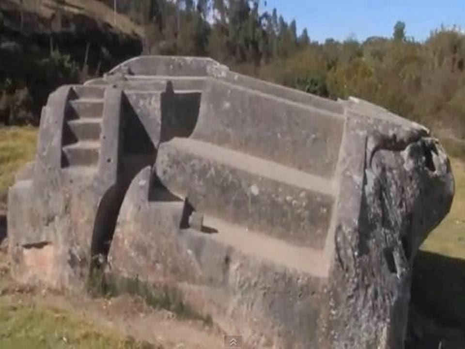 La evidencia de antiguas construcciones de piedra de hace más de 12000 años en Perú