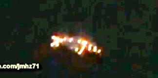 Objeto volador extraño sobre Medellín, Colombia (Vídeo)