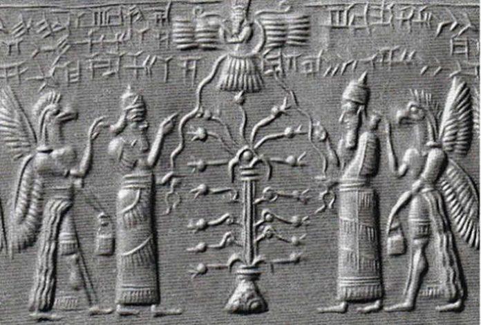 Ascensión a los cielos en la antigua mitología