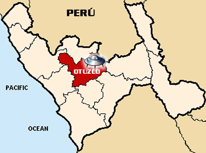Reporte OVNI en San Benito, La Libertad, Perú