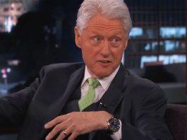 Bill Clinton afirma que no le sorprendería visita de extraterrestres