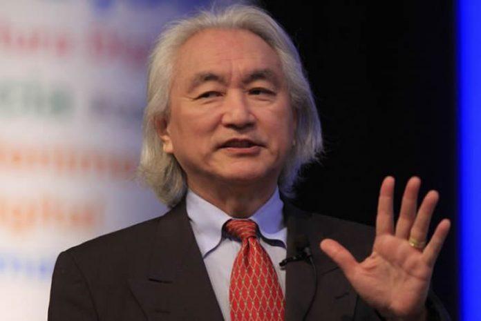 Michio Kaku y la física de lo imposible