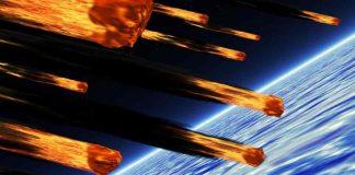 Detectores de explosiones nucleares registran una mayor cantidad de impactos de asteroides