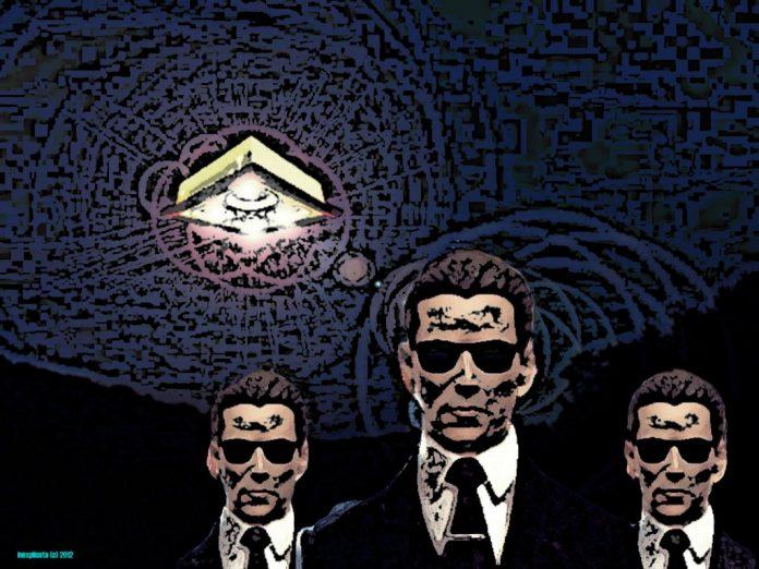 Conspiración OVNI