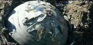 China: Lo que cayó no era realmente un OVNI alienígena