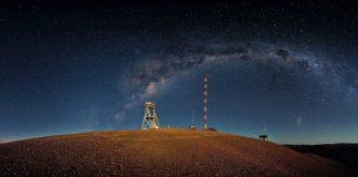 Chile prepara el terreno para plantar el 'ojo' que buscará vida en otros planetas