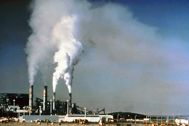La polución atmosférica en exoplanetas como evidencia de inteligencia en otros mundos.