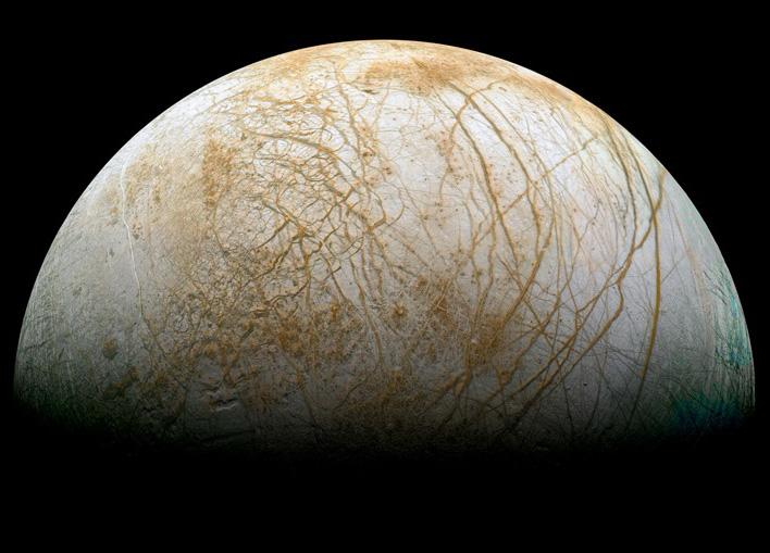 Las señales de radio de Júpiter podrían ayudar a buscar vida