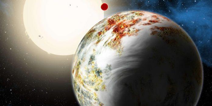 Se calcula que su edad es de 11.000 millones de años, es decir 3.000 millones de años después del