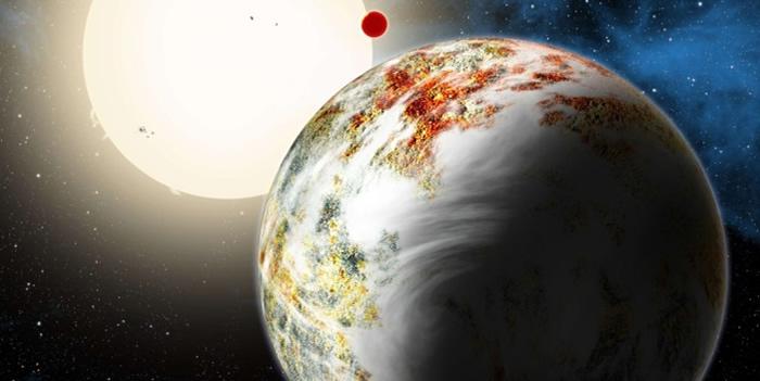 """Se calcula que su edad es de 11.000 millones de años, es decir 3.000 millones de años después del """"Big-Bang""""."""