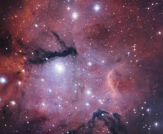 Científicos creen haber encontrado partículas de polvo interestelar