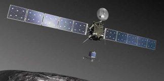 """La sonda """"Rosetta"""" depositará un robot que enviará datos vitales sobre el inicio del Sistema Solar."""