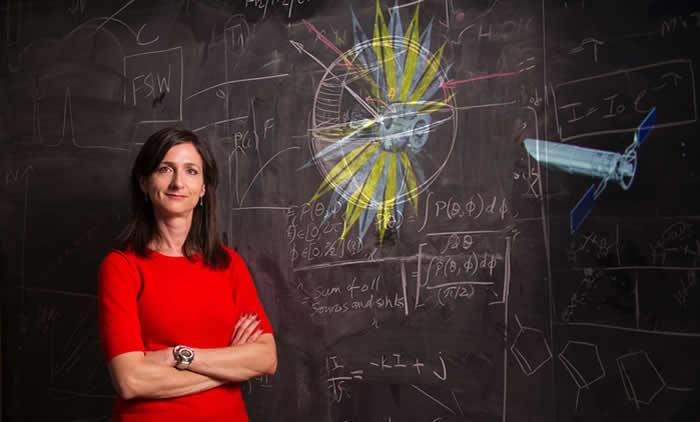 Una astrofísico en la búsqueda de extraterretres