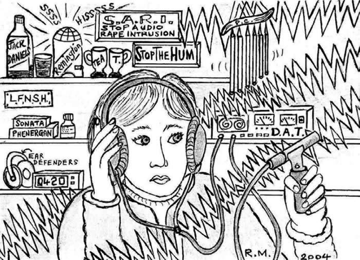 """El sonido misterioso llamado """"The Hum"""" está desquiciando a la gente, y nadie sabe su causa"""