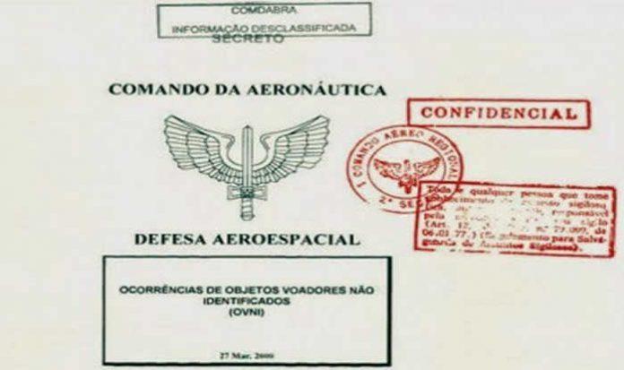 Gobierno de Brasil libera más documentos secretos sobre OVNI