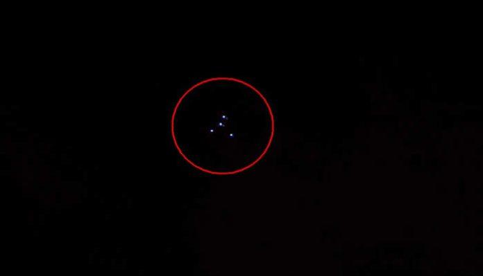 Un residente de Mar del Plata (Argentina) asegura haber visto un OVNIUn residente de Mar del Plata (Argentina) asegura haber visto un OVNI