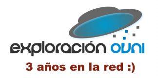 Celebrando hasta las pléyades 3 años de Exploración OVNI en la red