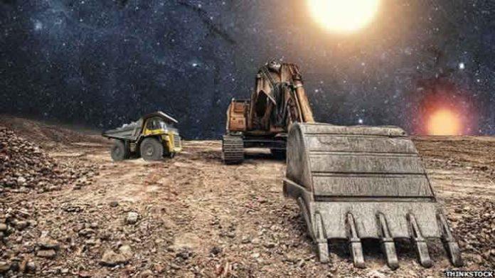 Empresas quieren convertir asteroides en gasolineras espaciales
