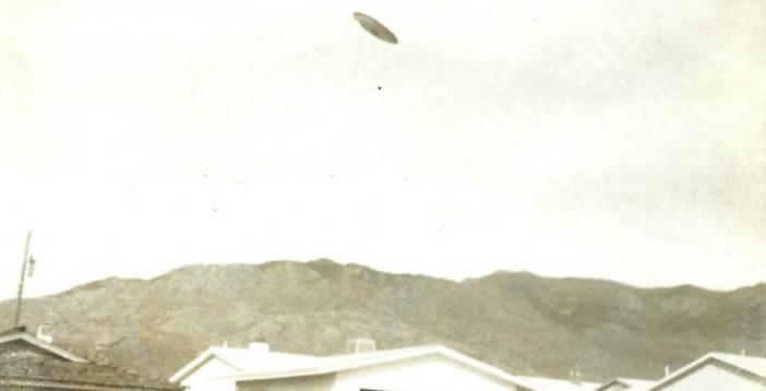 Fotografías de un supuesto disco volador tomadas por Cap. de Fuerza Aérea son encontradas 52 años después
