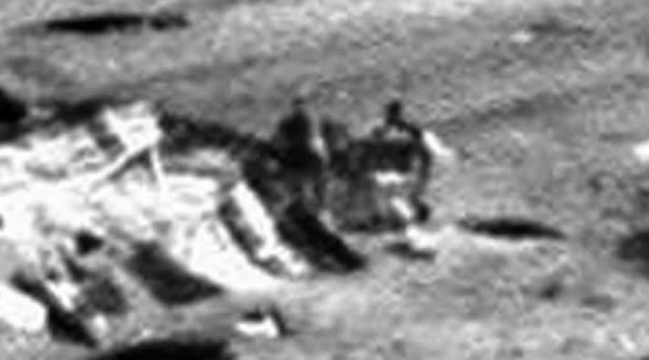 Nuevas anomalías en fotografías de Marte