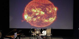 El físico británico Stephen Hawking, en su intervención durante el Festival Starmus que se ha celebrado esta semana en la isla de Tenerife.EFE/CRISTÓBAL GARCÍA
