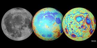 NASA: Hay una estructura bajo la superficie de la Luna, pero no es un OVNI