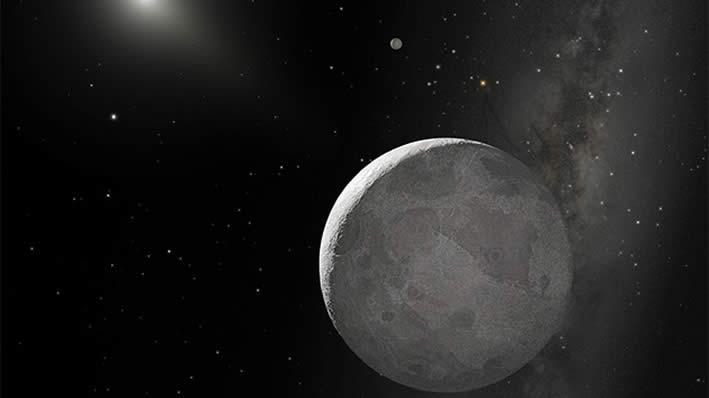 La sonda New Horizons, de NASA, se encontaría muy pronto cerca de Plutón y sus Lunas.