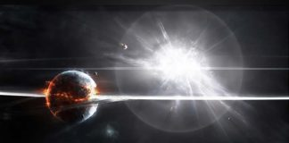 Observan, por primera vez, explosión de una supernova