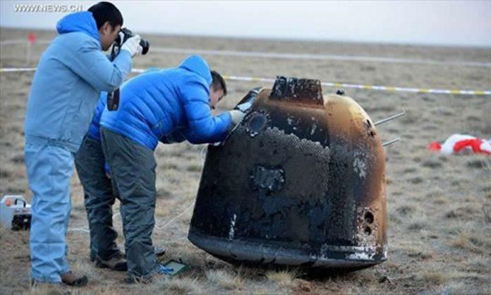 China se prepara para una misión lunar después del éxito del viaje de ida y vuelta