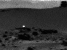 Bola de Luz en Marte. ¿Evidencia de tecnología extraterrestre?