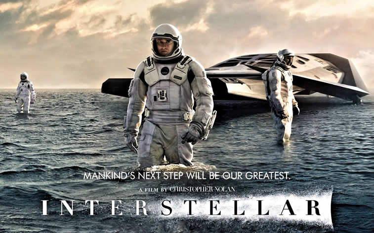 "Película ""Interstellar"""