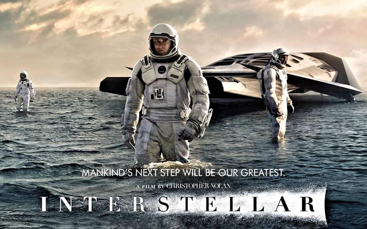 """Película """"Interstellar"""""""