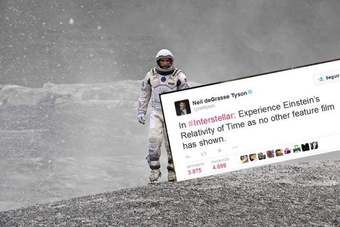 Neil deGrasse Tyson ha aportado sus apreciaciones y críticas sobre la película