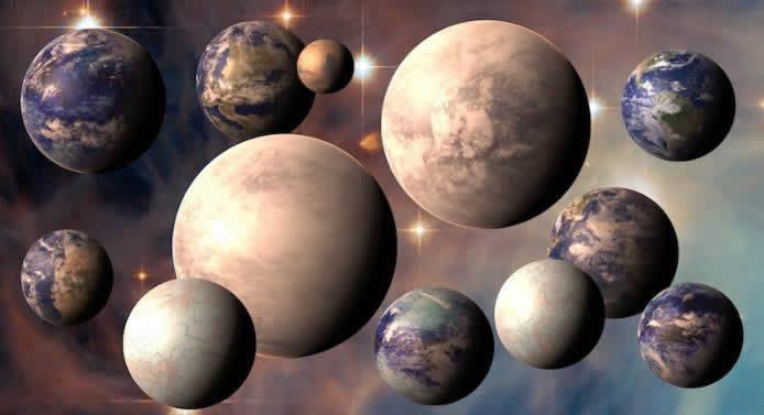 En la búsqueda de Exo-Tierras.