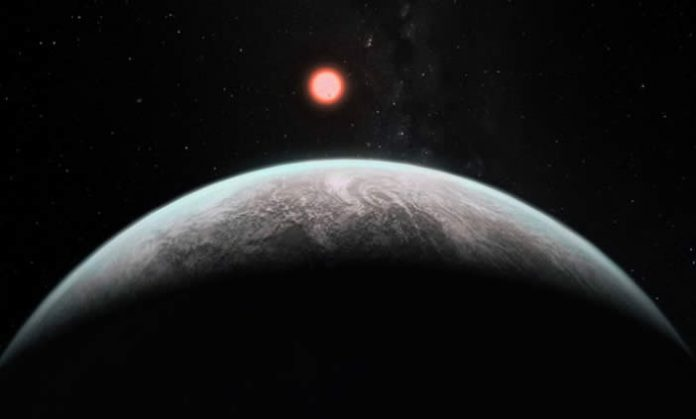 Nuestro planeta en su era temprana ganó agua adicional por el intenso bombardeo de asteroides. Esto también podría ocurrir en planetas cercanos a sus estrellas dentro de muchos millones de años.