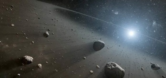 Se estiman alrededor de 100 mil objetos cercanos a la Tierra. Una amenaza real.