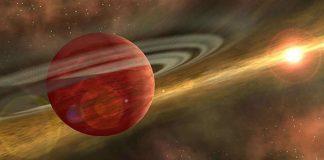Un gigante gaseoso ha sido descubierto fuera del Sistema Solar, el planeta Kepler-432b