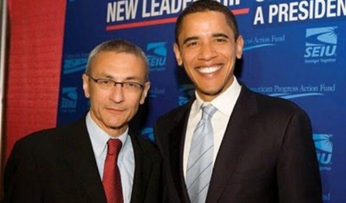 John Podesta, ex consejero de Barack Obama.