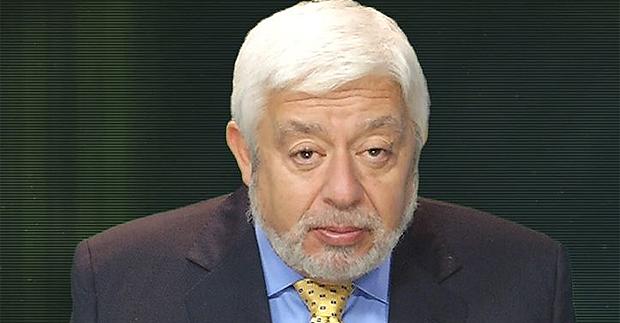Ufólogo mexicano Jaime Maussan.