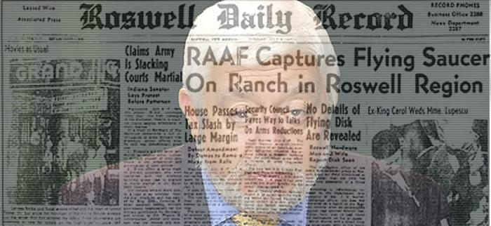 Jaime Maussan ha prometido revelar evidencias OVNI de Roswell.