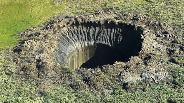 Aún se desconoce con exactitud cuál es el origen de estas formaciones.