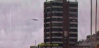 El vídeo del OVNI de TN resultó ser editado.